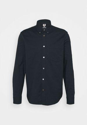Overhemd - mid blue