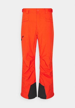 KICK TURN™ II PANT - Spodnie narciarskie - red quartz