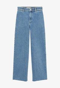 Mango - CATHERIN - Flared Jeans - middenblauw - 5