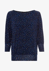 zero - Long sleeved top - dark blue - 4