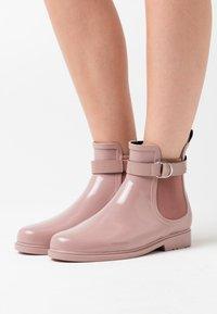 Anna Field - Botas de agua - nude - 0