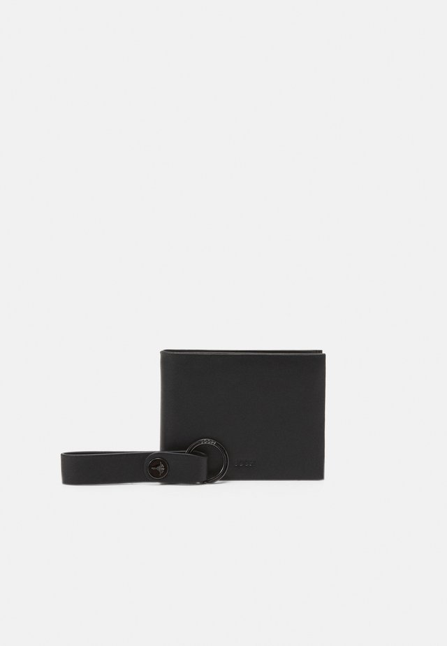 REGALO GIFT BOX SET - Wallet - black
