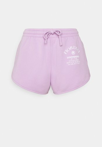 COMMENDED - Tracksuit bottoms - lilac