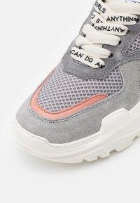Zadig & Voltaire - FUTURE  - Sneakers laag - grey - 6