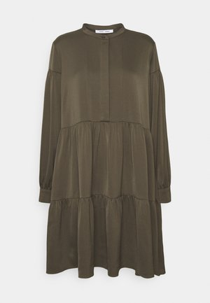 MARGO DRESS - Day dress - black olive