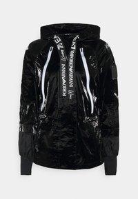 EA7 Emporio Armani - Summer jacket - black - 3