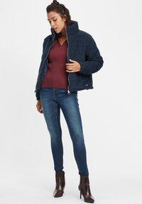 Oxmo - VIDETTA - Winter jacket - dress blues - 1