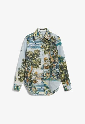 M-LUBI-PX - Button-down blouse - bunt gemischt