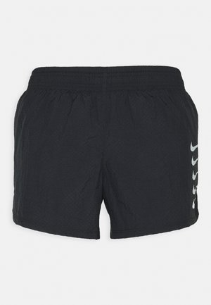 RUN SHORT - Pantaloncini sportivi - black/white