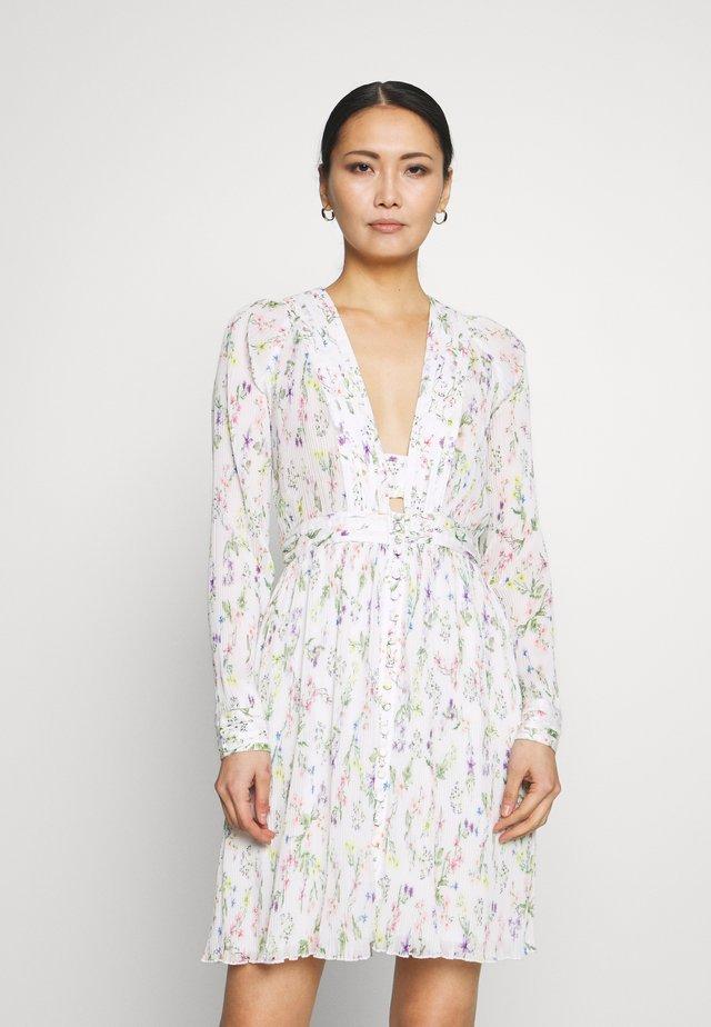 CORINNA DRESS - Day dress - mid summer white
