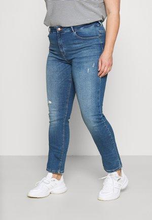 CARLAOLA LIFE - Jeans slim fit - light blue denim