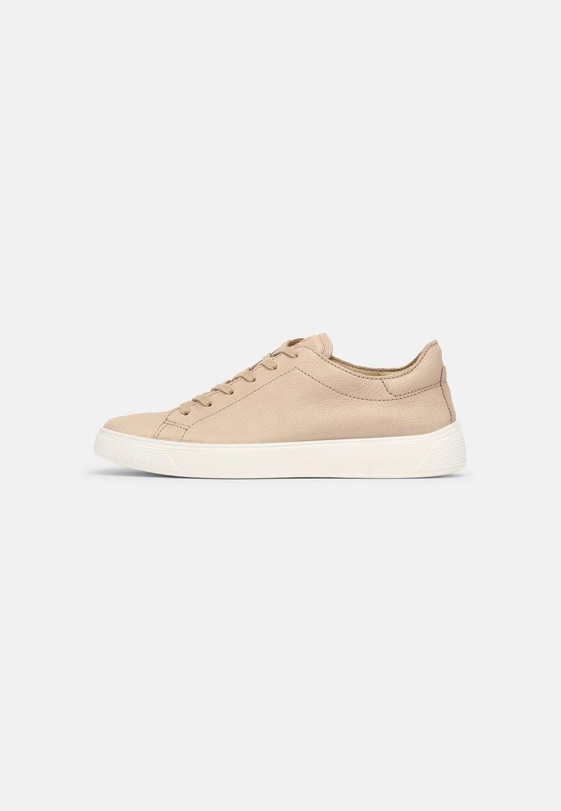 ECCO - STREET TRAY - Sneakers - beige