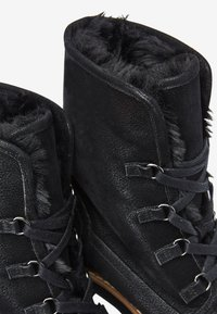 Next - FOREVER COMFORT® - Lace-up ankle boots - black - 2