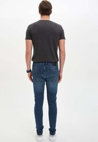 DeFacto - Jeans Slim Fit - green - 2