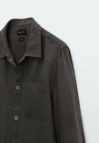 Massimo Dutti - Shirt - dark grey - 3