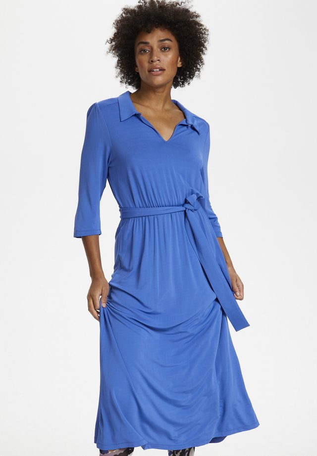 Vestido informal - dazzling blue