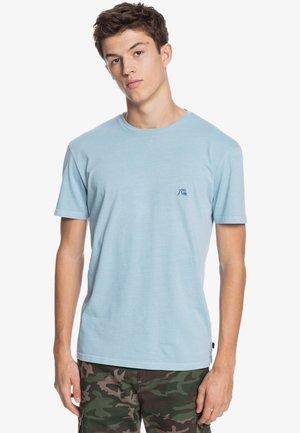 BASIC BUBBLE - Basic T-shirt - blue heaven
