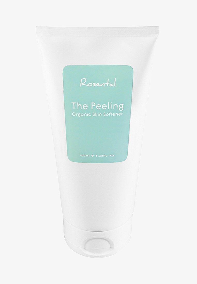 Rosental Organics - THE PEELING ORGANIC SKIN SOFTENER - Peeling - -