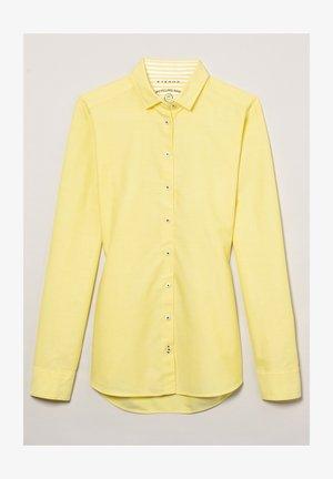 MODERN CLASSIC - Overhemdblouse - zartgelb