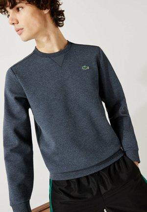 Sweatshirt - heidekraut grau / dunkelgrau