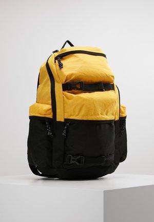 BACKPACK COLOURBLOCKING - Rugzak - chrome yellow/black