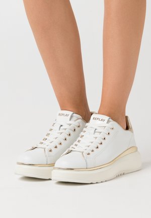 ULTRA BIRCH - Sneakers laag - white