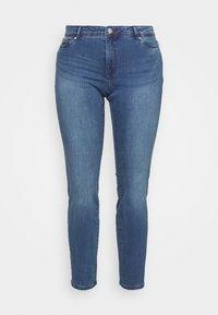 Vero Moda Curve - VMMANYA - Slim fit jeans - medium blue denim - 0