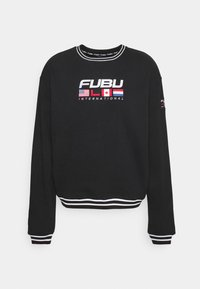 FUBU - CORPORATE - Sweatshirt - black - 0