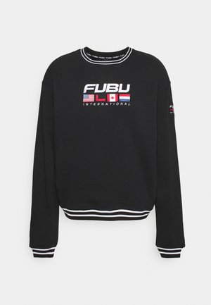 CORPORATE - Sweatshirt - black