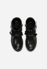 MAX&Co. - MARINAIO - Cowboy/biker ankle boot - black - 4