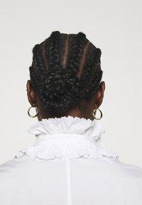 Custommade - BLANCA - Blouse - bright white - 3