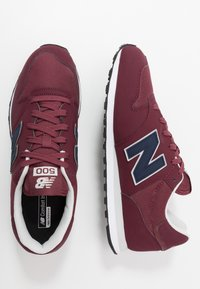 New Balance - GM500 - Matalavartiset tennarit - red - 1