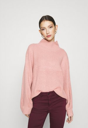 LIBBY - Jumper - pink dusty light