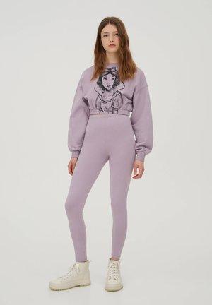 DISNEY - Felpa - purple