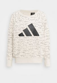 adidas Performance - WIN CREW - Sweatshirt - mottled grey - 3