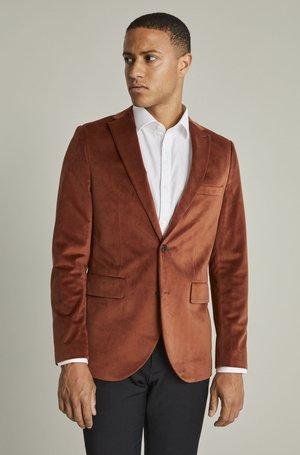 Blazer jacket - rust