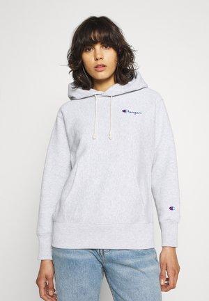 HOODED FULL - Sweatshirt - grey