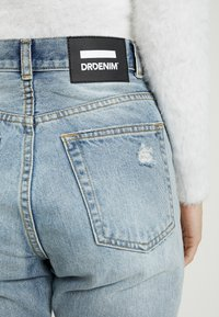 Dr.Denim Petite - NORA - Relaxed fit jeans - stone blue denim - 3