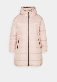 Nike Sportswear - CLASSIC - Winter coat - pink oxford/black/white - 4