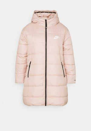 CLASSIC - Winter coat - pink oxford/black/white