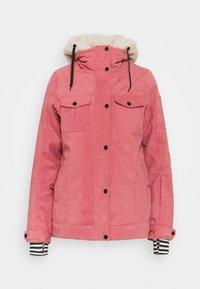 Brunotti - TESSA WOMEN SNOWJACKET - Snowboard jacket - pink grape - 5
