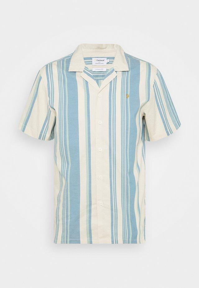 THEROUX STRIPE - Skjorte - cream