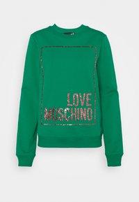 Love Moschino - Sweatshirt - green - 0
