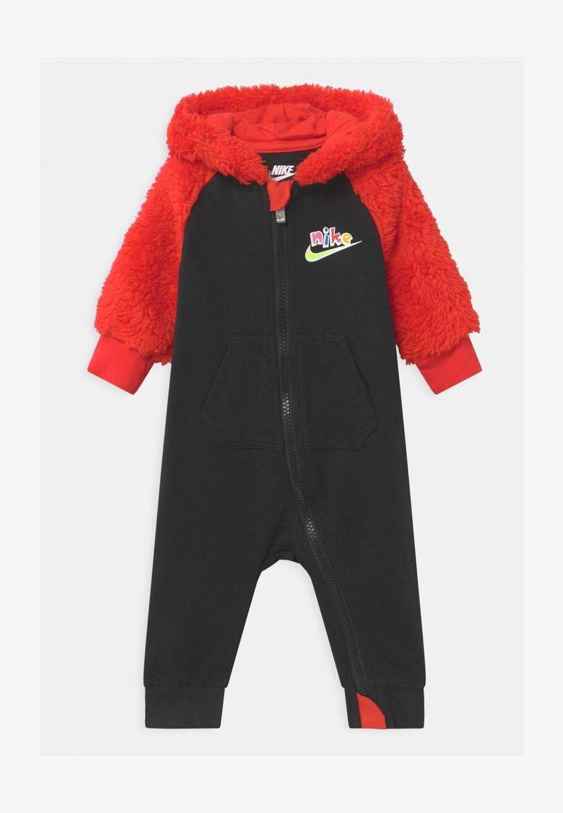 Nike Sportswear - ZIG ZAG - Overal - black
