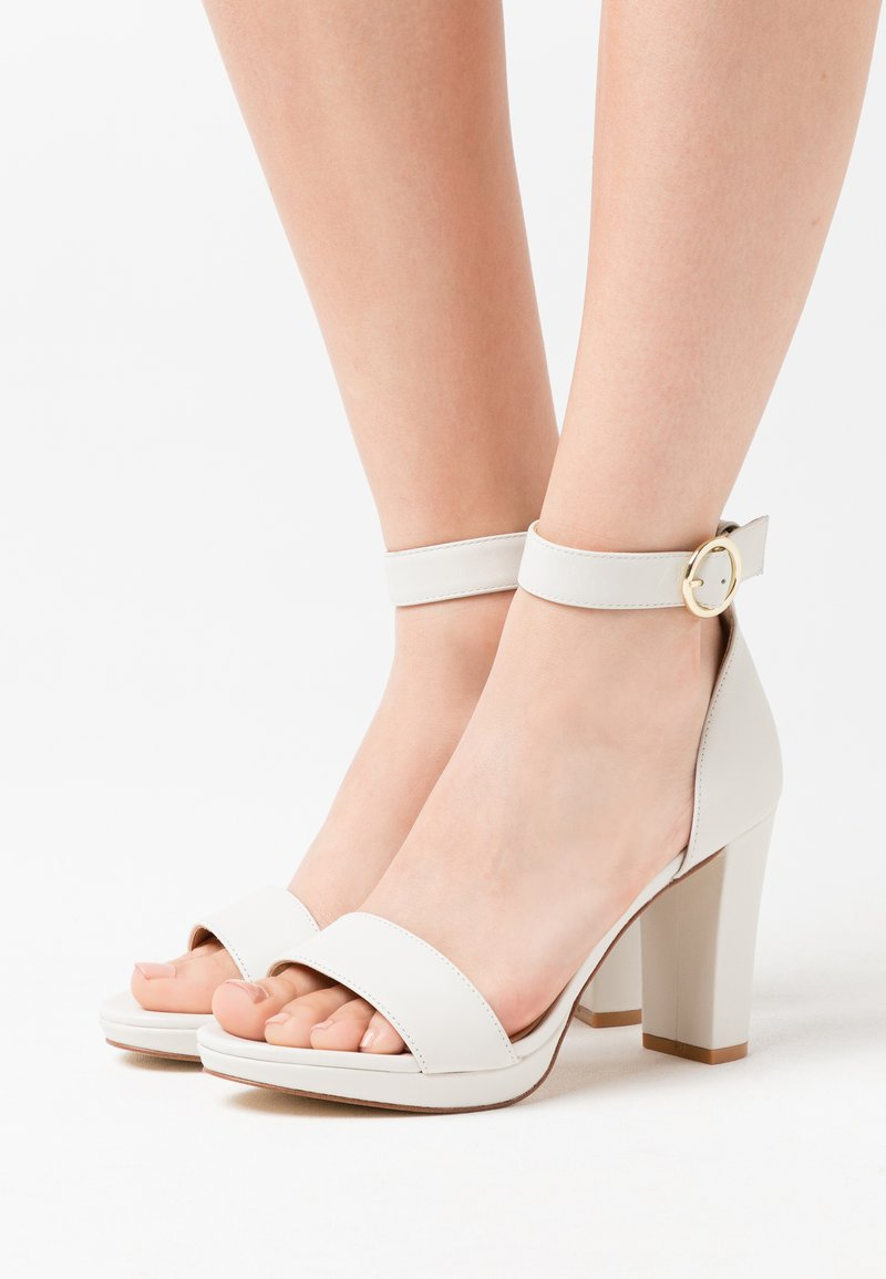 Anna Field - High heeled sandals - white