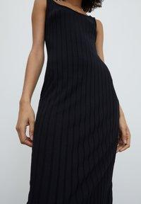 EDITED - Shift dress - schwarz - 3