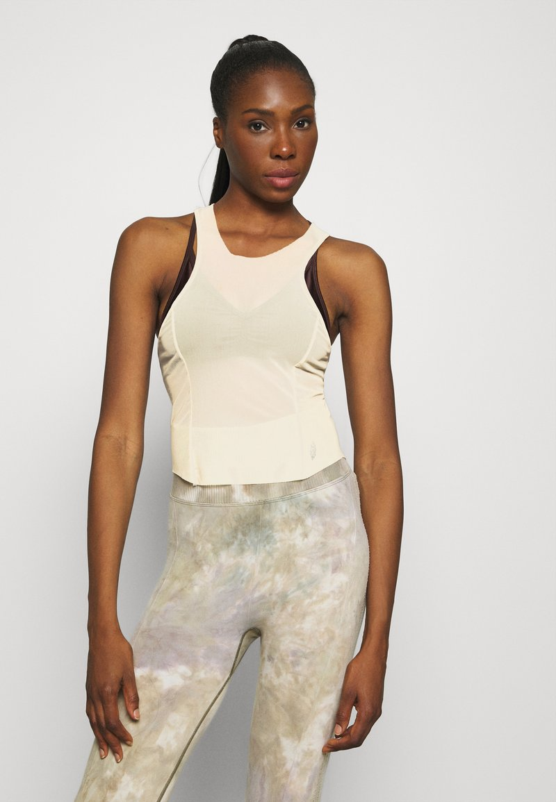 Free People - SESH TANK - Top - cream