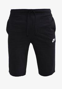 Nike Sportswear - CLUB - Pantalon de survêtement - schwarz/weiß - 5