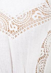 MICHAEL Michael Kors - EYELETS DRESS - Vapaa-ajan mekko - white - 6