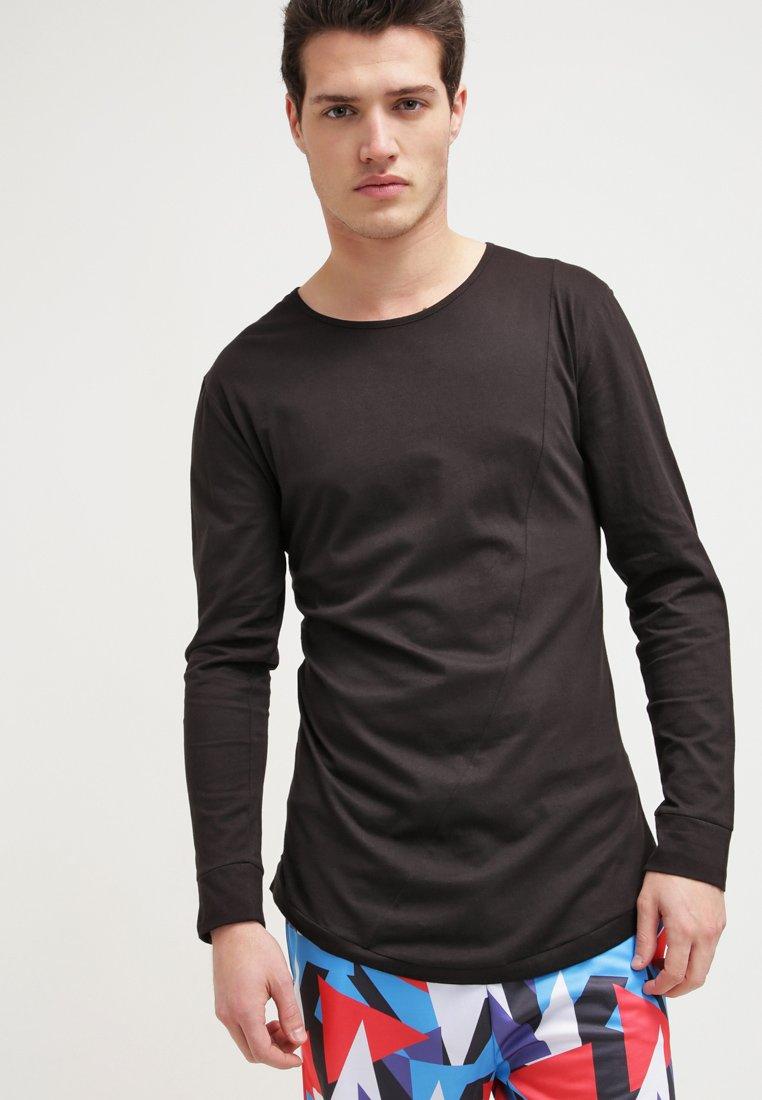 Herrer Langærmede T-shirts